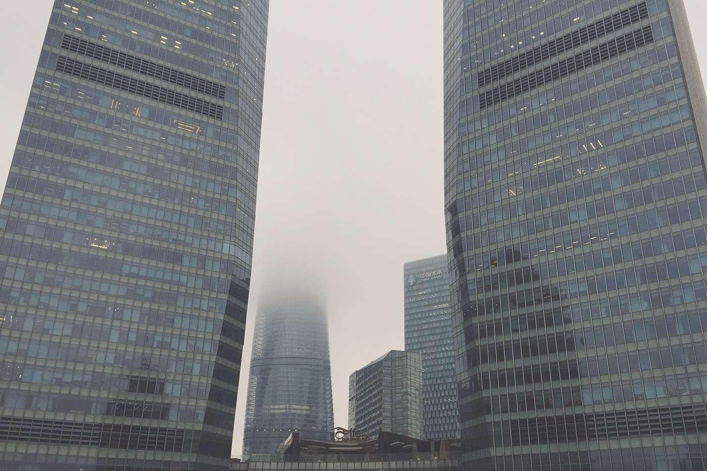 上海国际金融中心